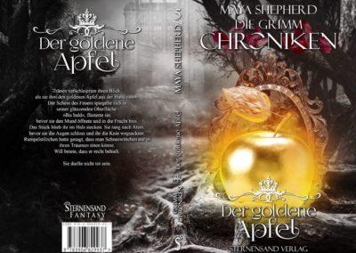 Buchcover Die Grimm Chroniken 5