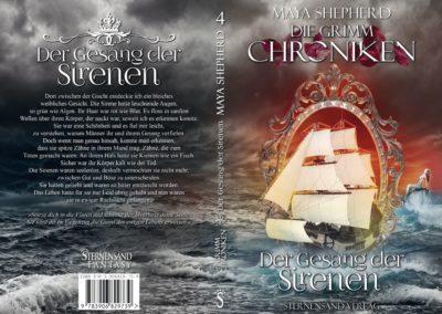 Buchcover Die Grimm Chroniken 4