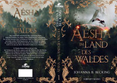 Buchcover Aésha 1