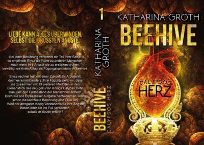 Buchcover Beehive 1