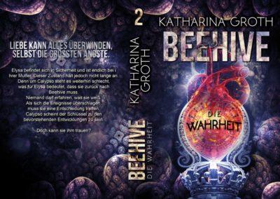 Buchcover Beehive