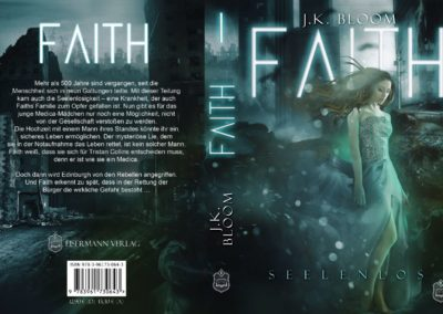 Buchcover Faith 1