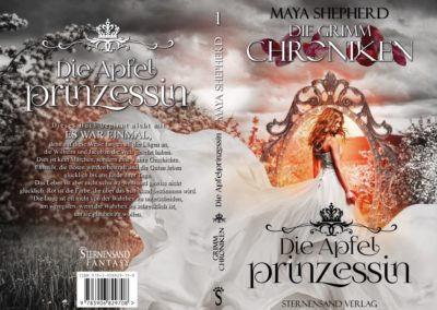 Buchcover Die Grimm Chroniken 1