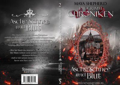 Buchcover Die Grimm Chroniken 2