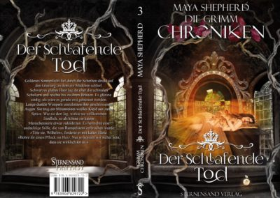 Buchcover Die Grimm Chroniken: