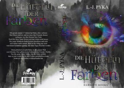 Buchcover Die Hüterin der Farben