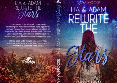 Buchcover Lia & Adam