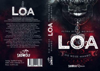 Buchcover LOA