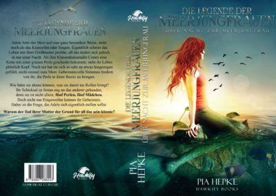 Buchcover Die Legende der Meerjungfrauen