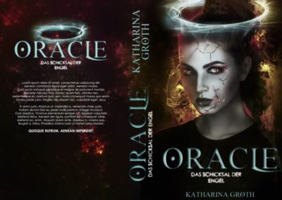 Buchcover Oracle