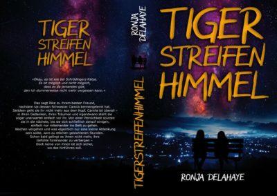 Buchcover Tigerstreifenhimmel