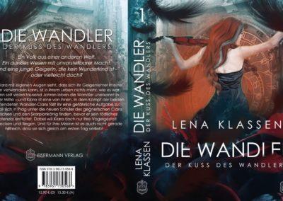 Buchcover Die Wandler 1