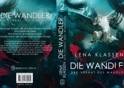 Buchcover Die Wandler 2
