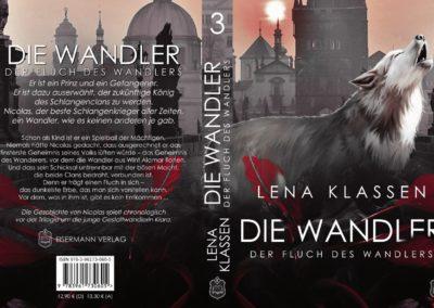 Buchcover Die Wandler 3
