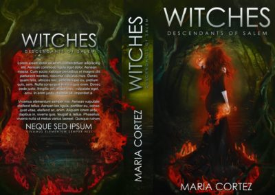 Buchcover Witches