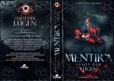 Buchcover Mentira