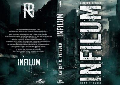 Buchcover Infilum