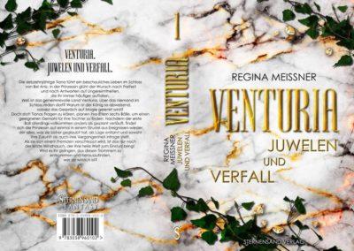 Buchcover Venturia