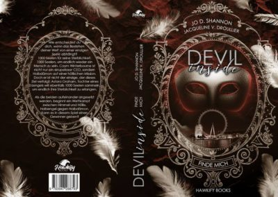 Buchcover Devil Inside