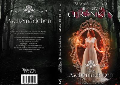 Buchcover Die Grimm Chroniken 7