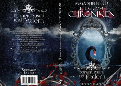 Buchcover Die Grimm Chroniken 8