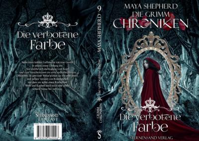 Buchcover Die Grimm Chroniken 9