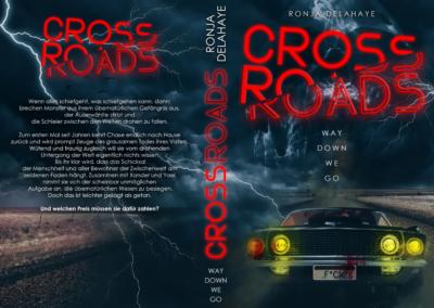 Buchcover  Crossroads