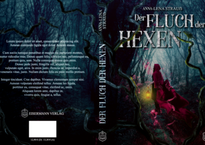 Buchcover Der Fluch der Hexen2