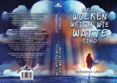 Buchcover Weil Wolken weich wie Watte sind 2