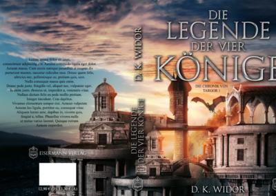 Buchcover Die Legende der vier Könige