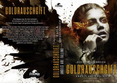 Buchcover Goldrauschgift
