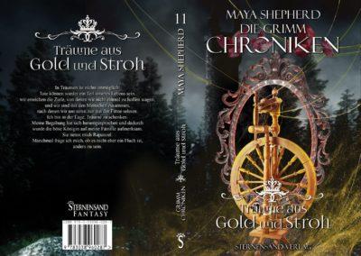 Buchcover Grimm Chroniken 11