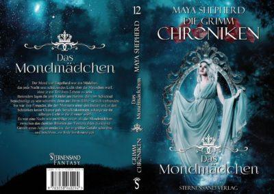 Buchcover Grimm Chroniken 12